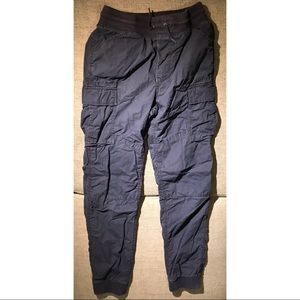 GAP KIDS Navy Blue Cargo Pants